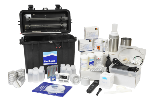 Enzed Trade Inc DelAgua Bacteriological Kit No 1