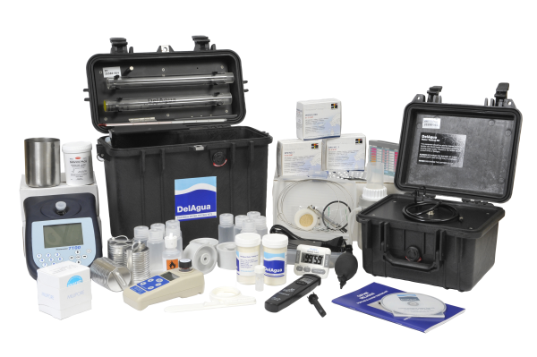 Enzed Trade Inc DelAgua Bacteriological Kit No 2