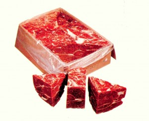 Enzed Trade Inc beef forequarter