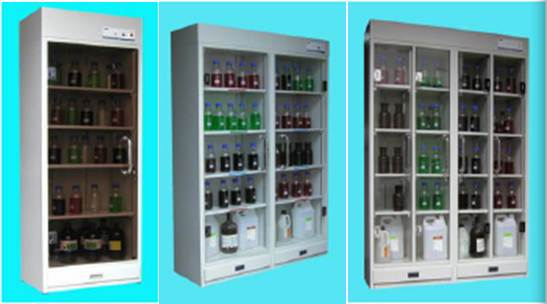 Chemstore Filter Chemical Storage Cabinet